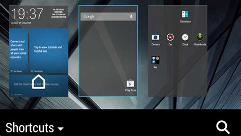 customize your android homescreen panels android vip club