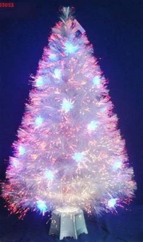small fibre optic tree what a beautifully lighted fiber optic tree