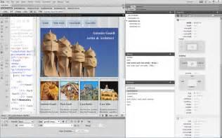 Dreamweaver Using The New Css Designer Panel In Dreamweaver Cc