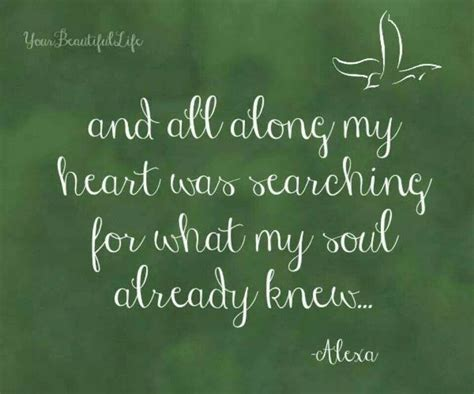 Search For A Soul quotes about soul searching quotesgram