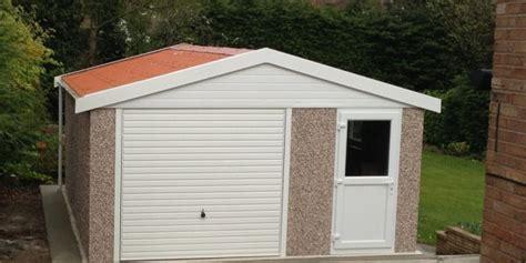 apex 15 roof concrete garages free quote lidget compton