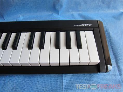 review  korg microkey usb midi keyboard technogog