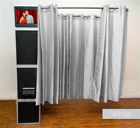 curtain booth photo booth curtain color kansas city photo booth rental