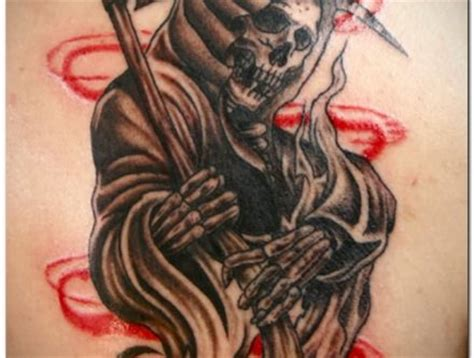 full body grim reaper tattoo grim reaper 187 tattoo ideas