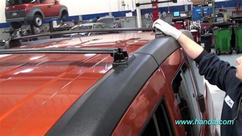 Roof Rack For Honda Element by Honda Element Roof Rack Installation Honda Answers 59