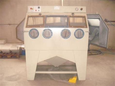 cabina sabbiatrice silco torino cabine di sabbiatura pallinatrici