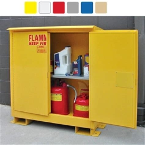 A345WP1 Securall Weatherproof Flammable Storage Cabinet