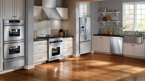 major kitchen appliances what s the best appliance finish for your kitchen