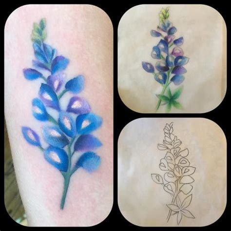 bluebonnet tattoo 17 best ideas about bluebonnet on