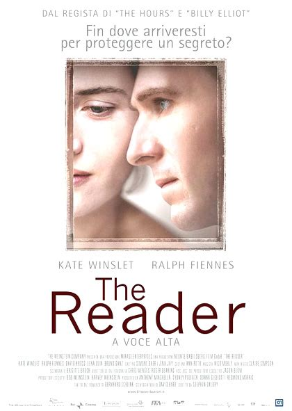 The Reader the reader a voce alta 2008 mymovies it