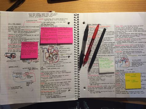 make your own study cards what is the most effective way to organise and keep track
