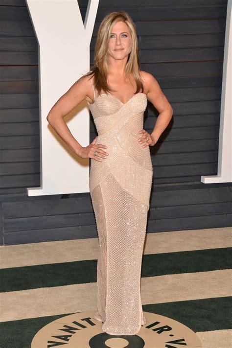 Vanity Fair Aniston by Aniston 2015 Vanity Fair Oscar In