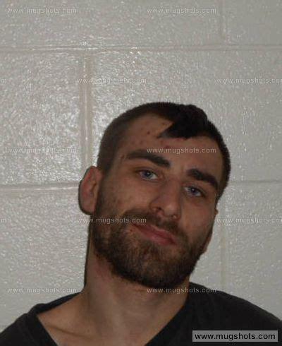 Crook County Arrest Records Lonnie Michael Fosburg Mugshot Lonnie Michael Fosburg