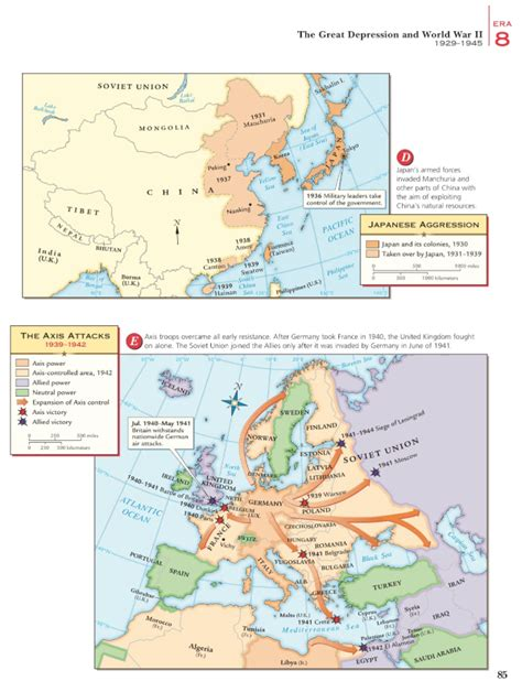 Crash Course World History Worksheets