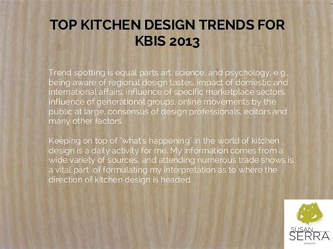 2013 kitchen trends kbis 2013 top kitchen trends