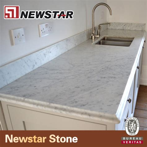 Carrara Marble Countertop Price by Newstar Carrara White Marble Countertops Kitchen Prices