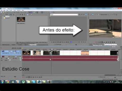 tutorial como usar vegas pro 10 tutorial como usar o efeito camera lenta no sony vegas