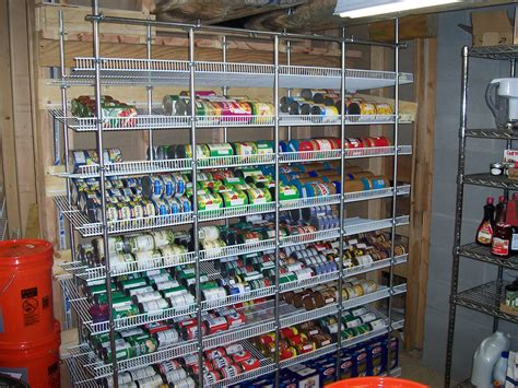 Pantry Can Storage Alternatives To Cansolidator