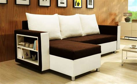 sofa cum bed online mumbai buy rio corner sofa bed with storage from onlinesofadesign