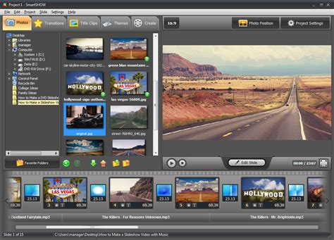 slideshow maker picture video movie with music for how to make a slideshow video with music jazz up memories