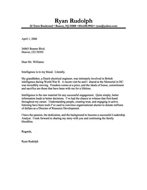 Information Security Analyst Cover Letter by Security Analyst Cover Letter