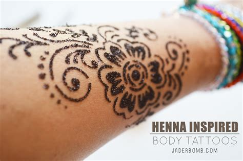 henna inspired tattoo henna inspired tattoos jaderbomb