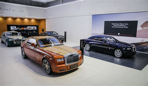 roll royce dubai rolls royce phantom production to stop in 2016 dubai