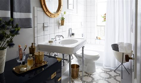 bathroom renovation blogs a contractor free bathroom renovation you won t believe one kings lane our