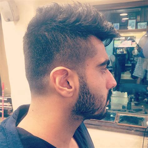 new haircut story check out arjun kapoor s new cool hairstyle celebrities