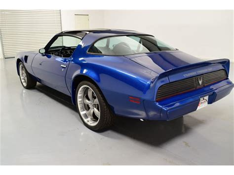 1981 Pontiac Firebird For Sale by 1981 Pontiac Firebird Trans Am For Sale Classiccars