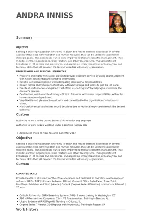 Labor Relations Specialist Cover Letter by Labor Relations Specialist Resume Jianbochen