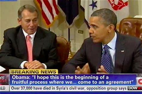 Obama Wishing Happy Birthday Obama Wishes John Boehner A Happy Birthday