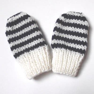 easy knit baby mittens knitting patterns galore baby mittens newborn size