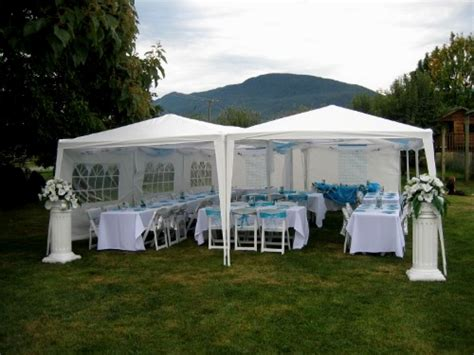 backyard tents decorating of party party decor wedding decor baby shower decor