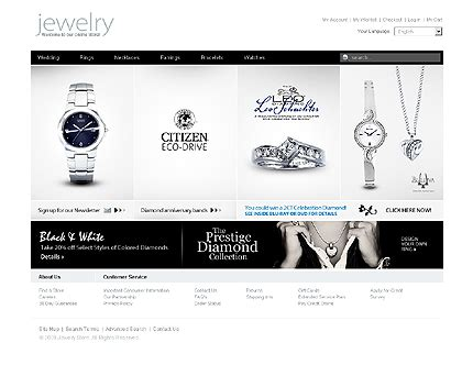 Template 28485 Jewelry Store Magento Theme Jewelry Store Website Template