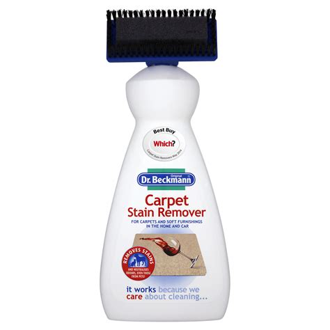 Upholstery Cleaning Products by Carpet Stain Remover Floor Cleaner Dr Beckmann