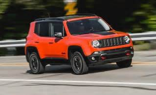 new jeep cars 2015 2015 jeep renegade trailhawk review car and driver