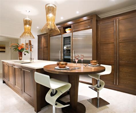walnut kitchen cabinets classic traditional or modern