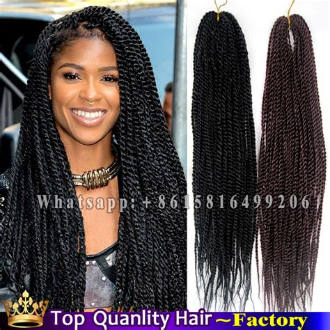 is it different lengths to marely braiding hair small marley senegalese twist hair black kanekalon jumbo