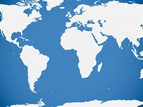 best photos of world map powerpoint background free