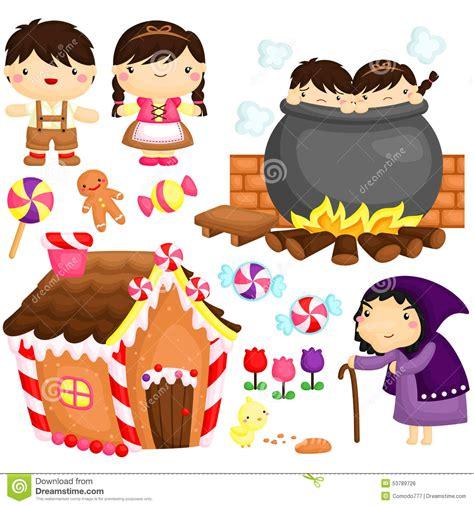 Hansel Et Gretel Illustration De Vecteur Image 53789726
