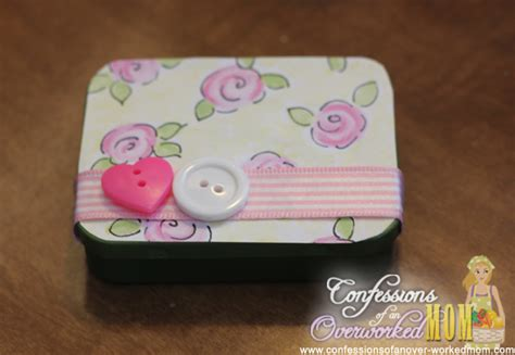 altoids diy projects unique craft ideas altoid tin projects