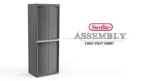 sterilite 4 shelf cabinet flat gray luxury sterilite 4 shelf cabinet resource ashx guid home