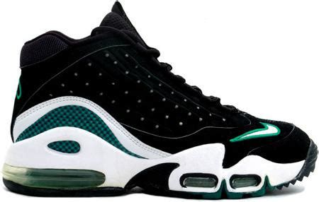 nike air griffey max 2 ii og black emerald shoes just