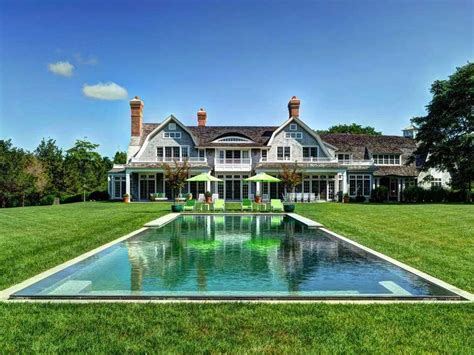 new york city real estate celebrity homes for sale or rent most expensive rentals in the htons business insider
