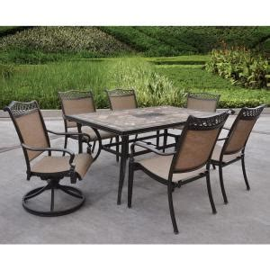 hton bay eberton 7 patio dining set discontinued