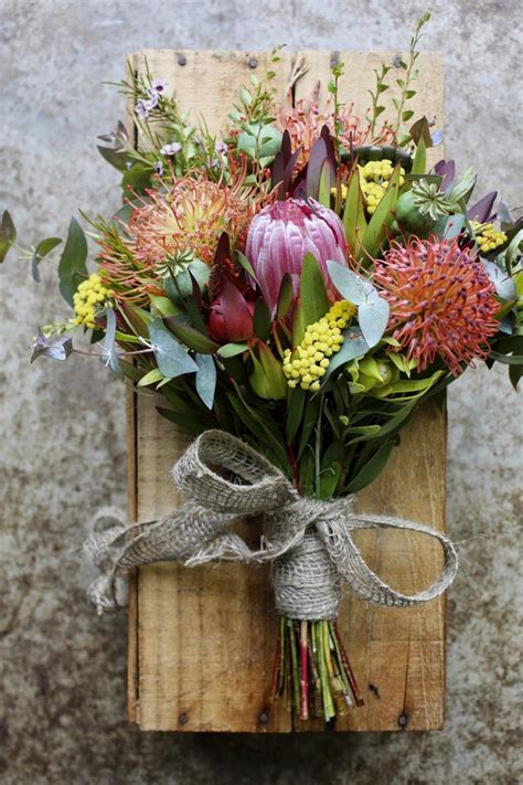 Image result for australian native flowers wedding table
