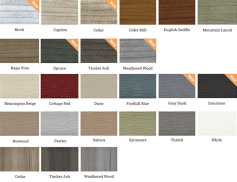 colors of siding color of the year for siding