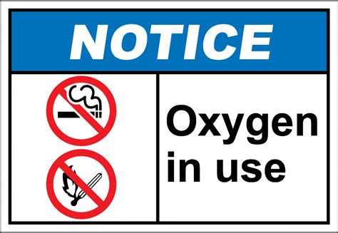 no smoking oxygen signs printable no smoking oxygen in use sign printable resepi masakan