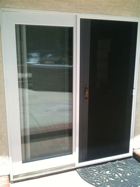 Awesome Sliding Patio Screen Door Replacement 4 Sliding Replacement Screen For Patio Door